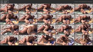 Sex on the Beach very horny sexy Girl