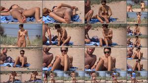 Voyeur beach videos