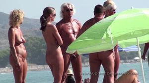 Itsmee's SunSoaked and Naked at Playa Vera 1
