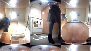 nat248 夏祭り★花火大会近くのトイレに小型カメラでお宝たっぷり♪etc3作品
