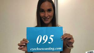 Czech Sex Casting - Naomi Bennet