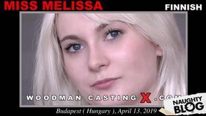 Woodman Casting X - Miss Melissa