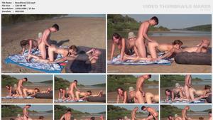 Beach Couples