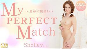 Kin8tengoku 3236 金8天国 3236 金髪天國 My PERFECT Match 運命の出会い Shelly / シェリー