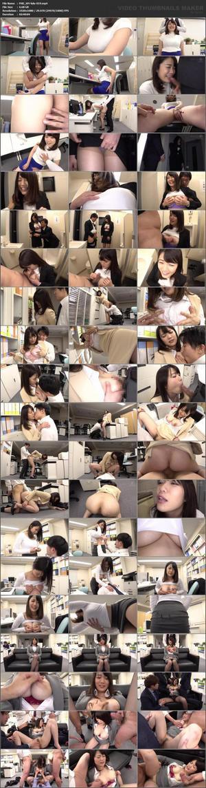 6000Kbps FHD LULU-019 これは残業中の爆乳パツパツスーツ女上司に毎日ぶっかけセクハラした1週間の記録映像です。2