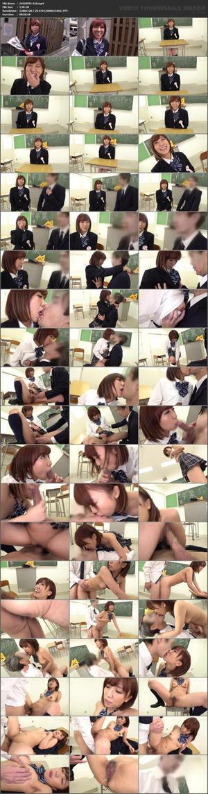 345SIMM-418 「先生、中に出していいよ」美少女J●が担任の先生を誘惑して全精子搾取SEX!