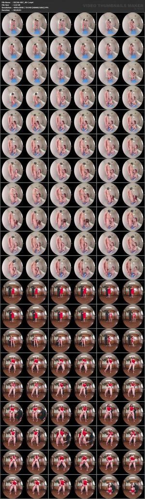 (VR) (4K) DECHA-007 NTRビデオレター『VR人妻調教日記』-いつの間にか調教されていた最愛の妻- 篠田ゆう