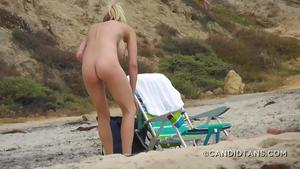 Candid Tans HD Nude 16053
