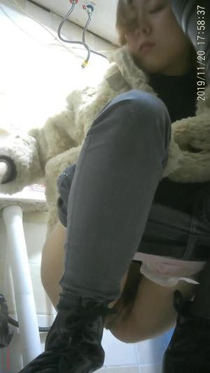 Toilet in the women's dormitory