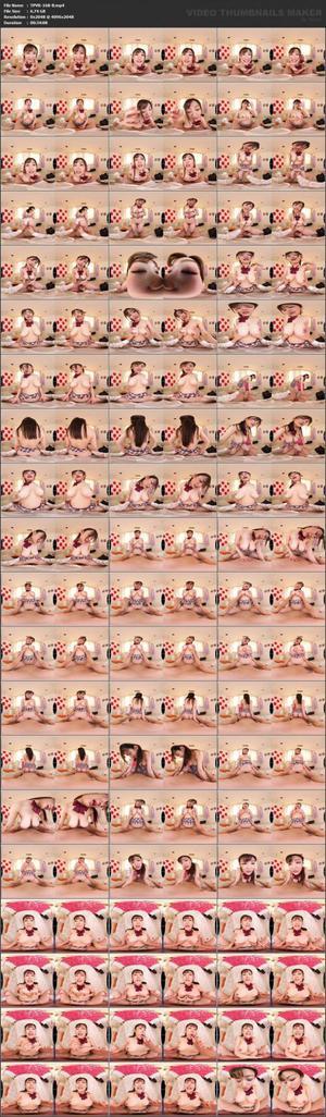 (VR) TPVR-168 HQ60fps Jカップ神乳J● 乳狂いプレイ 揉み・パイズリ・白濁ローションで「オチンポをおっぱいでたくさん挟んであげる」