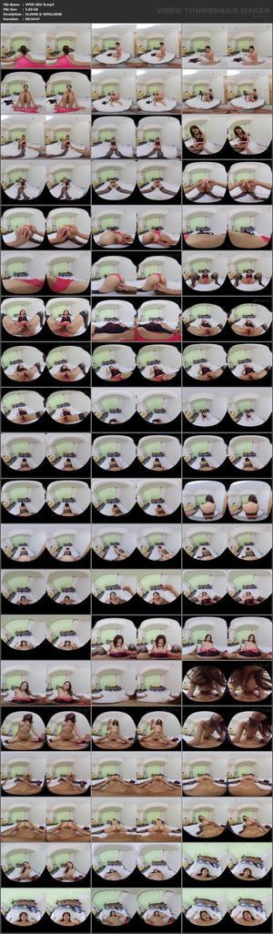 (VR) VVVR-002 【素人ハメ撮りVR】大嫌いなオジサンの巨根でイキ狂う静岡美女!渋谷ナンパお持ち帰りで中出しVRハメ撮り!!