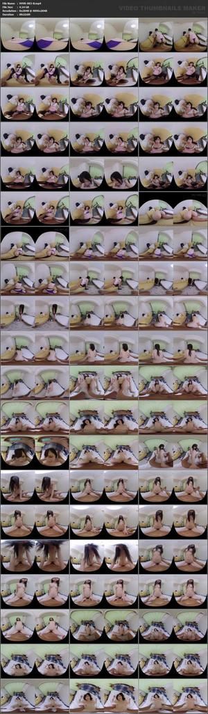 (VR) VVVR-003 【素人ハメ撮りVR】10代ピンク乳首の極美スレンダー予備校生をVRハメ撮り!個人指導中に乳揉み手マンで喘ぎまくりwww