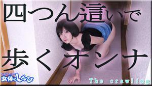 Nyoshin n2052 女体のしんぴ n2052 かな / 四つん這いで歩くオンナ / B: 84 W: 56 H: 87