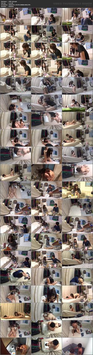JJPP-162 イケメンが熟女を部屋に連れ込んでSEXに持ち込む様子を盗撮したDVD。151~強引にそのまま中出ししちゃいました~