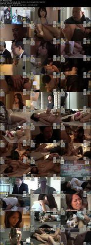 NSFS-030 Wife Couple Hostage Crisis Used As A Tool Of Lust From Morning till Night VOL.1