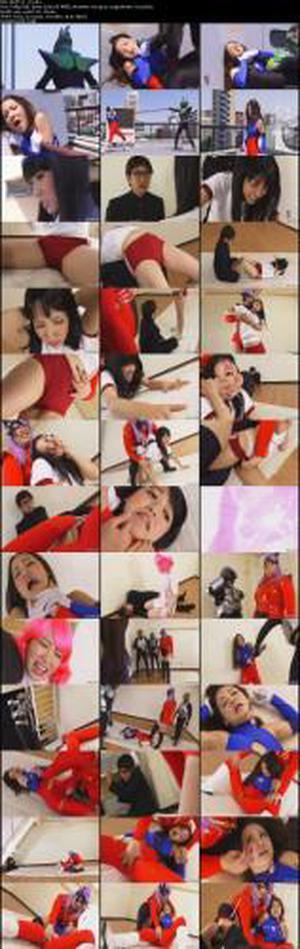 GEXP-75 Super Heroine Nation Hell Mighty Amy Edition Ayaka Tomoda