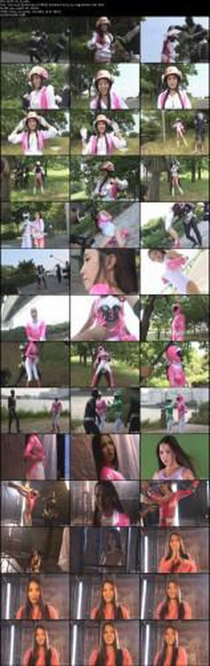 GEXP-76 Dengeki Sentai Perfect Ranger Ayaka Tomoda