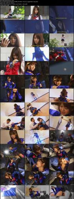 [ENGSUB] GEXP-87 Heroine Maso Sailor Priest Saya Tachibana